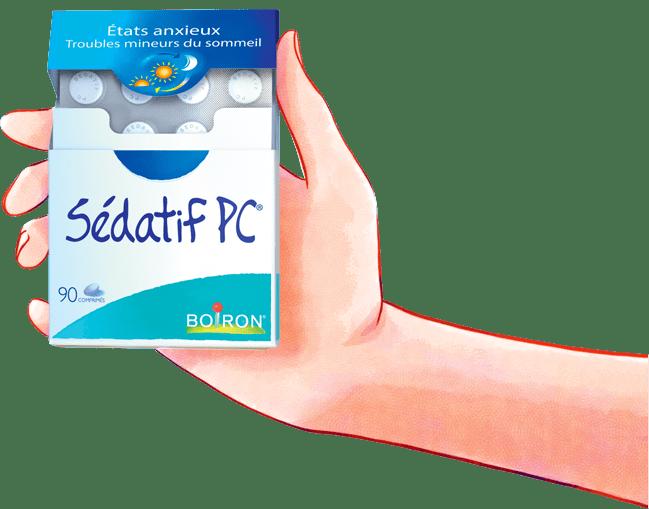 packaging Sédatic PC